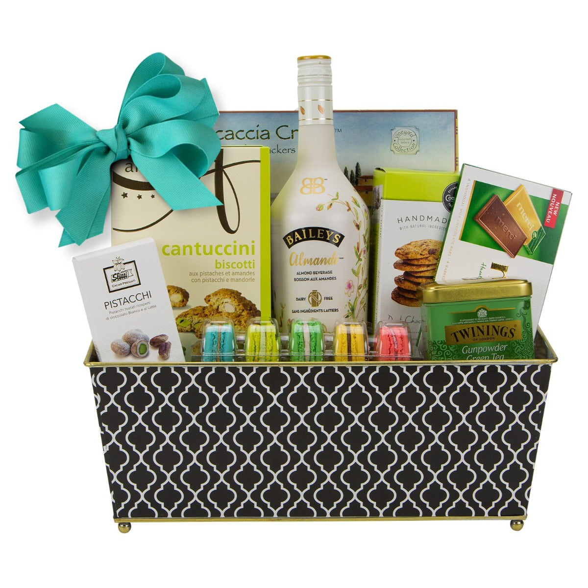 Majestic Treasure Gift Basket