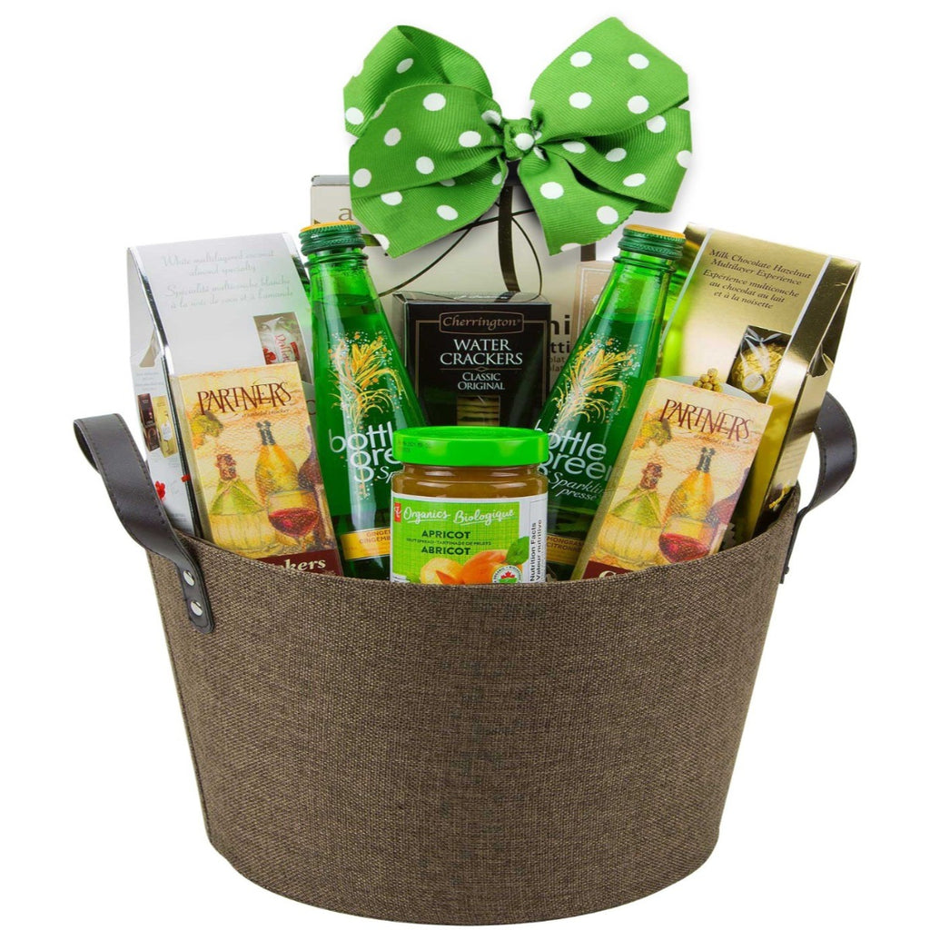 Gourmet Surprise Gift Basket