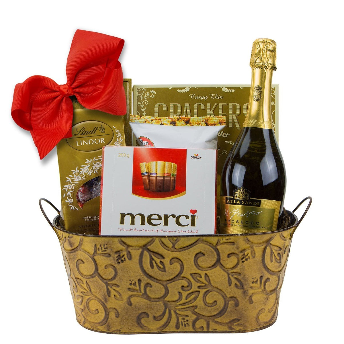 Merci Gift Basket