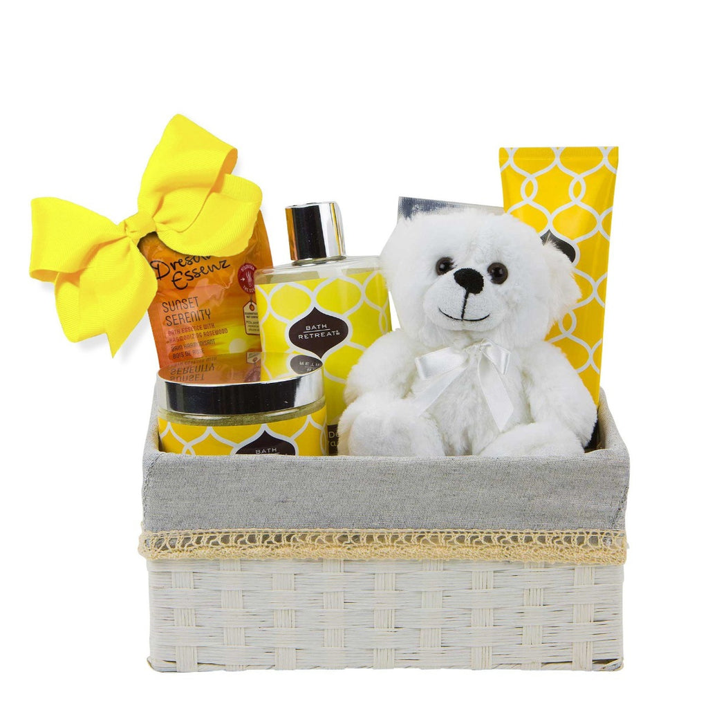 Relax Spa Gift Basket