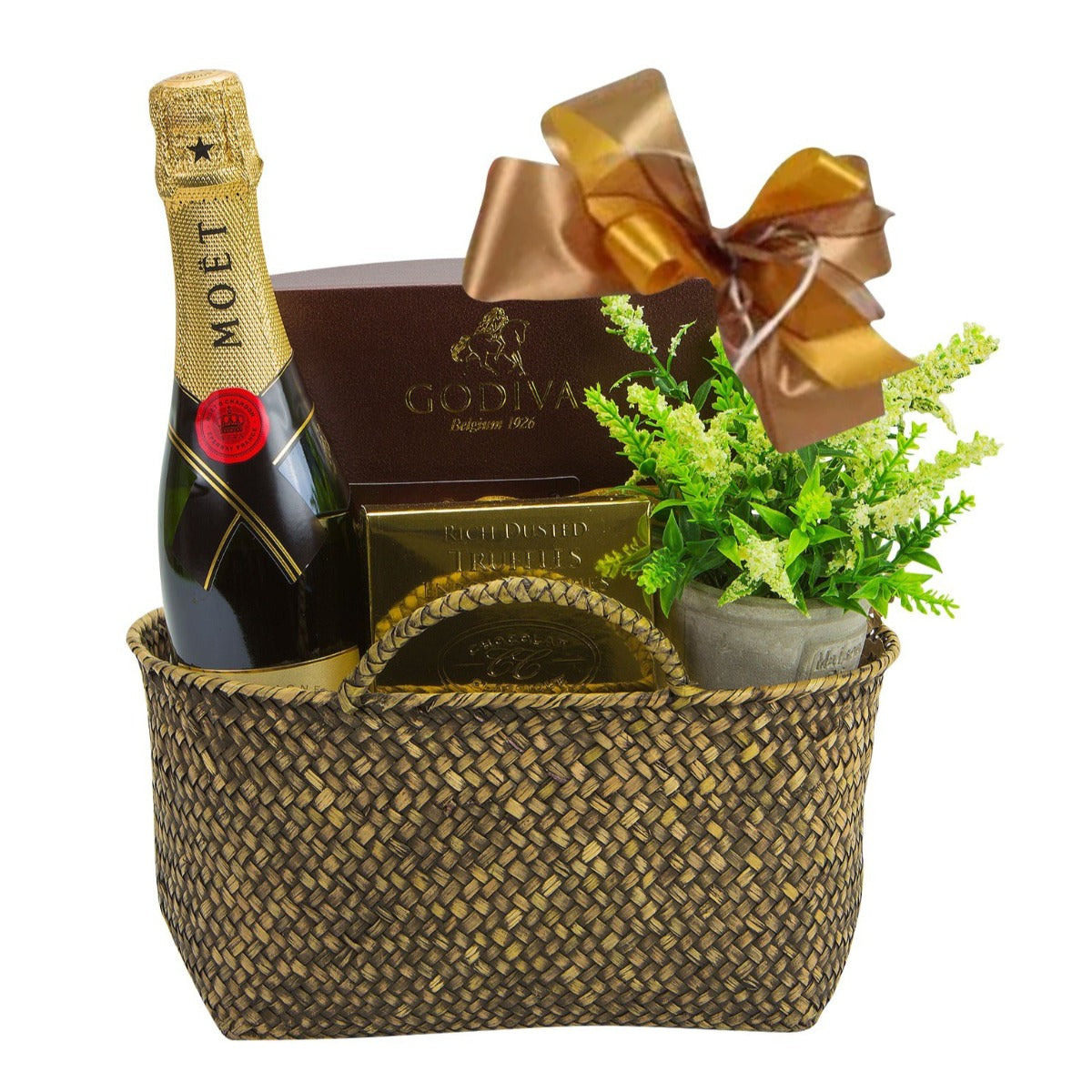 Royal Champagne Gift Basket