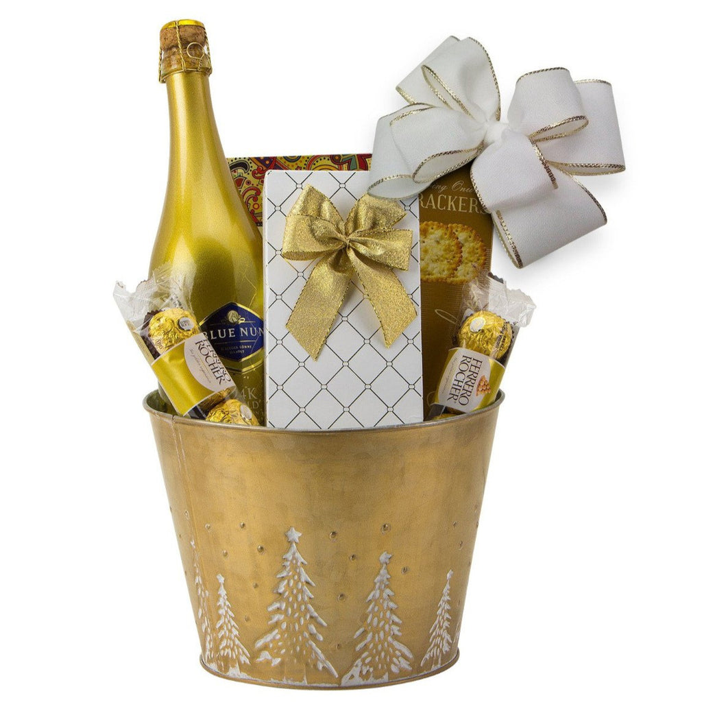 Holiday Champagne Gift