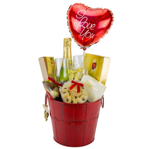 Valentine's Day Gift Basket - Love You