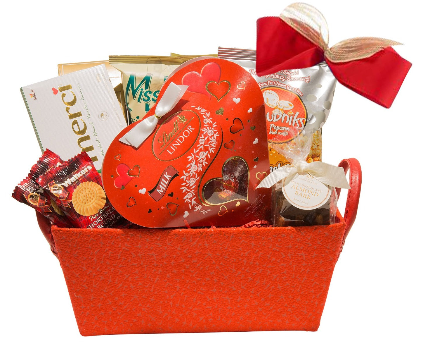 Mother's Day Gift Basket-Merci Mom Gift Basket