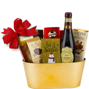 Classic Wine Holiday Gift