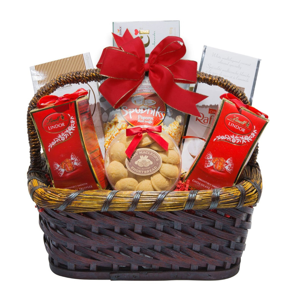 Mother's Day Gift Basket-Elegant Mothers Day Gift