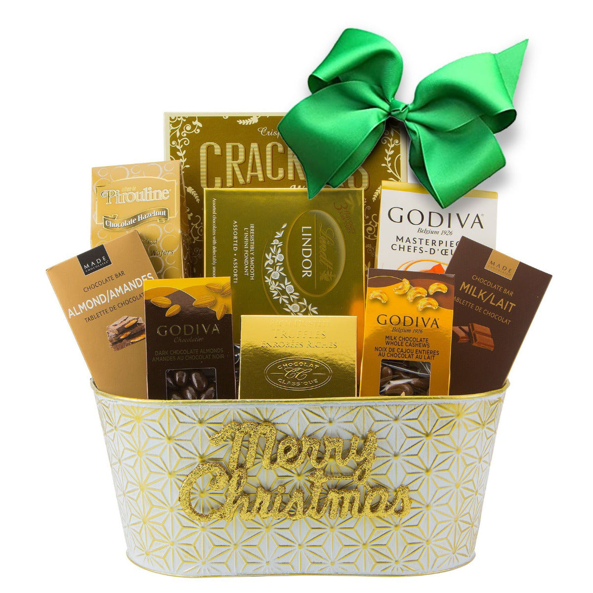 Exclusive Holiday Gift Basket