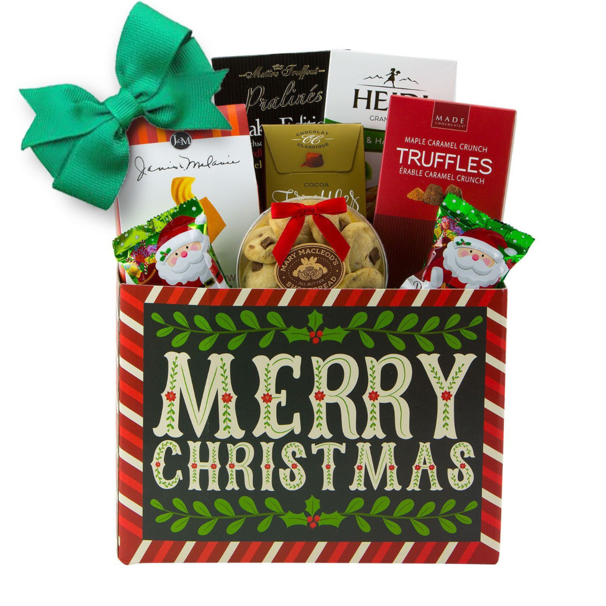 Magic Holiday Gift Basket