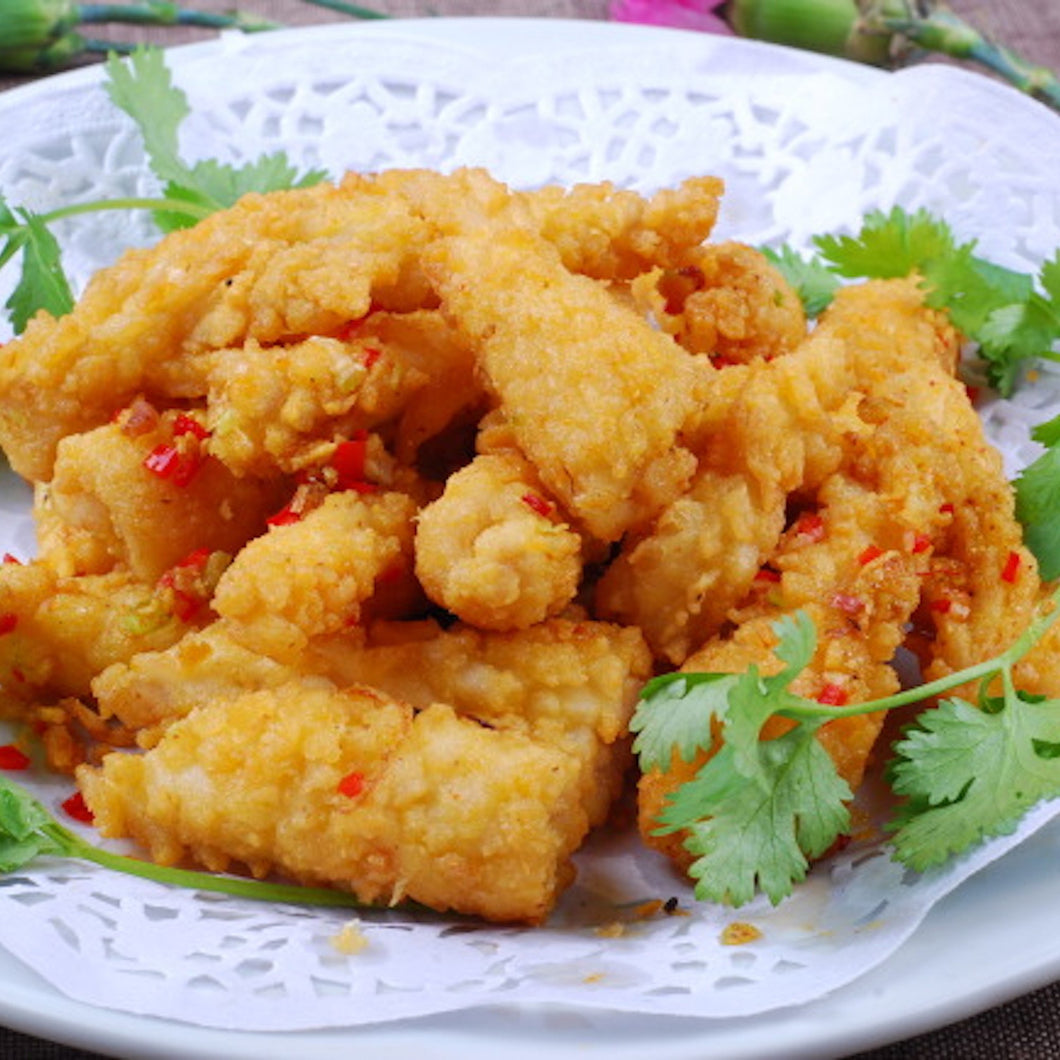 Fried Salt and Pepper Squid