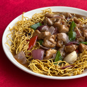 Fried Noodle with Taosi Sparerib