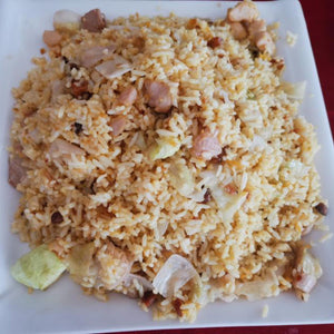 Salted Fish Chicken Cube Fried Rice