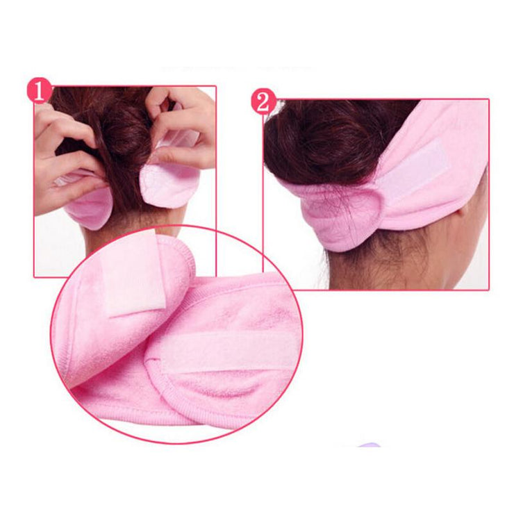Headband Shower Turban