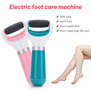 Portable Electric Heel Care