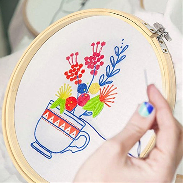 Embroidery Circles Needless - Cross Stitch Accessories
