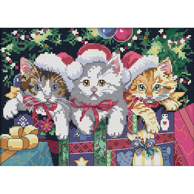 Christmas  - Cross Stitch - 30x21cm