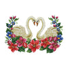 Heart-to-heart - 14CT Stamped Cross Stitch - 33*21cm