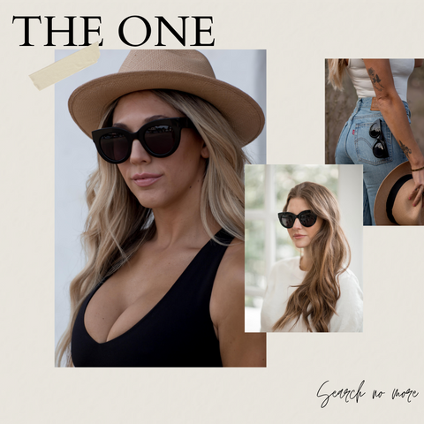 Introducing THE ONE sunglasses
