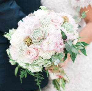 Pastel Pink Perfection Bouquet