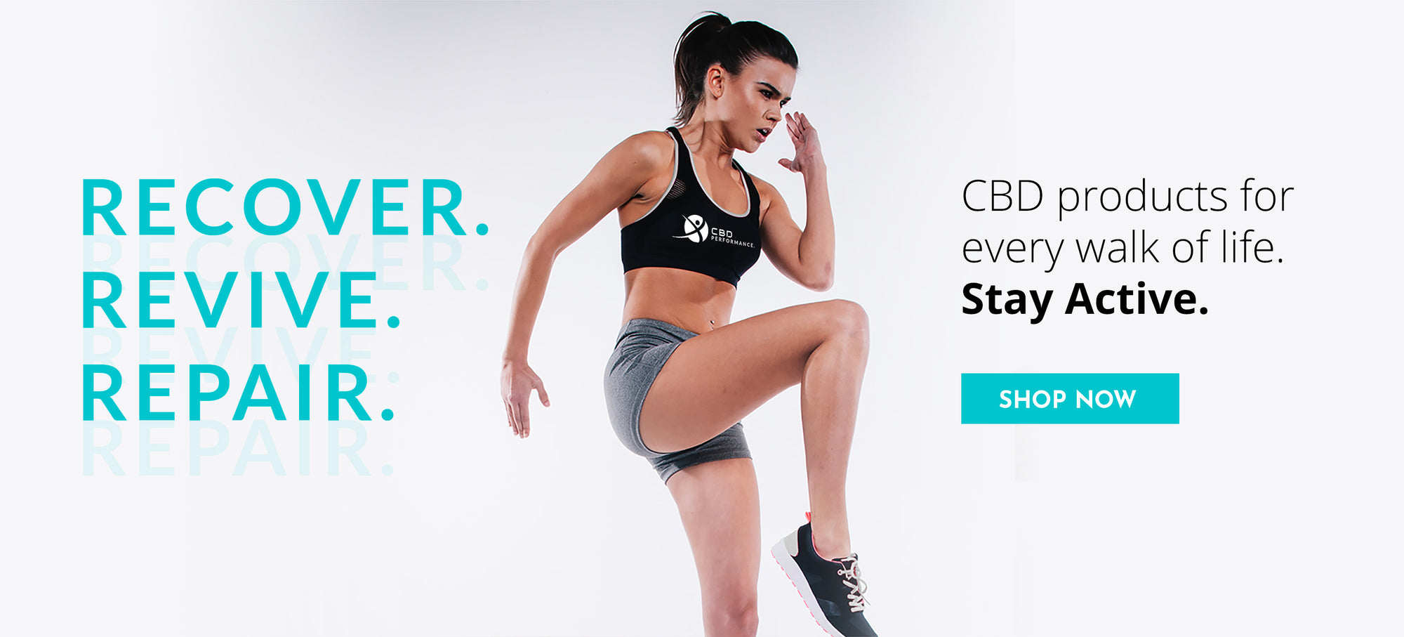 CBD products for fitness and sport