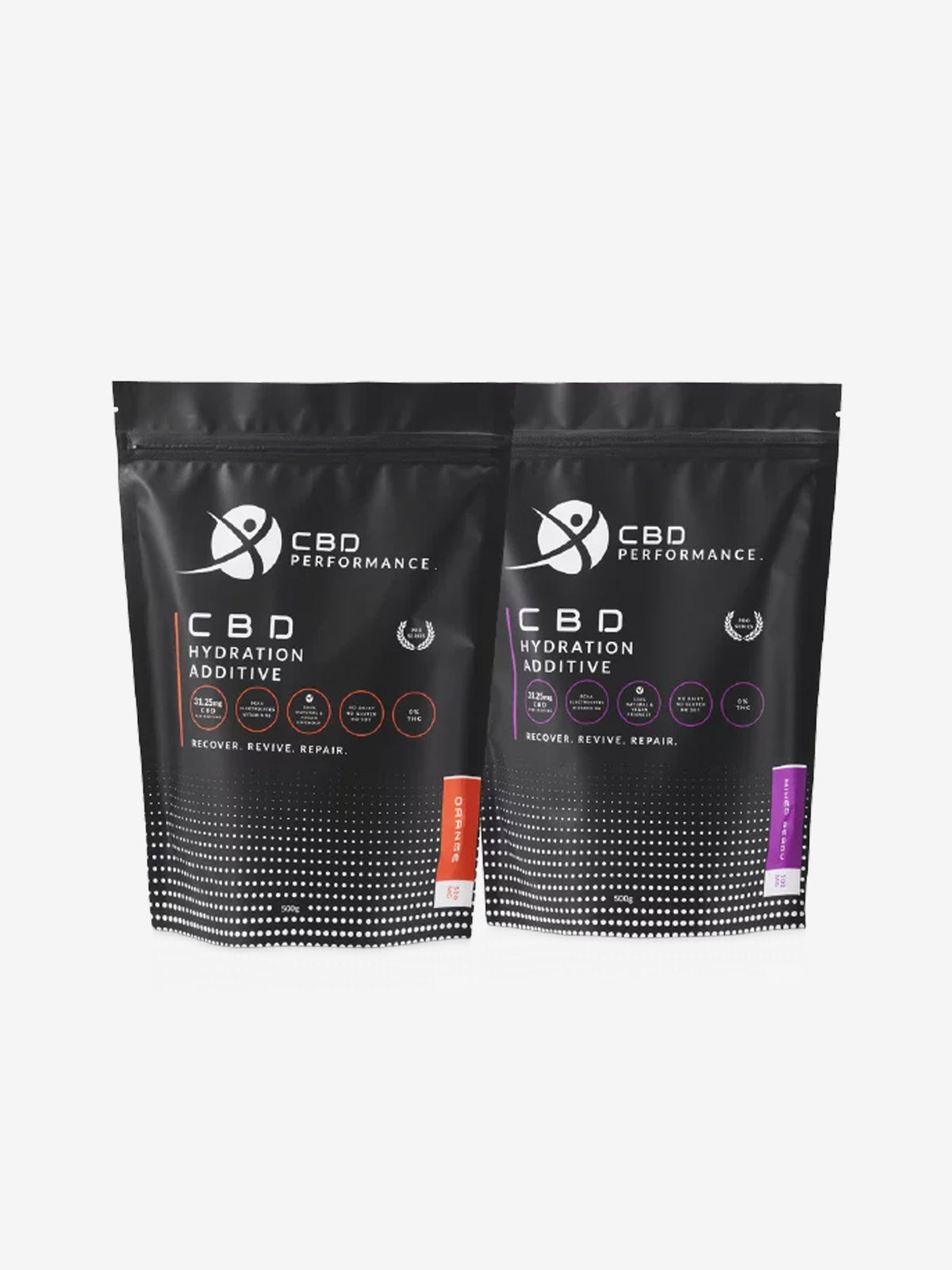 CBD Hydration Additive Orange
