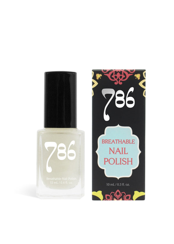 Top Coat Matte - Halal Nail Polish - 786 PK