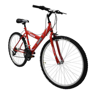 "Mountain Bike Starbike 26"" Wheel, Red"