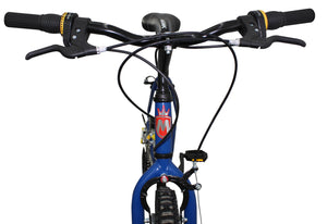 "Mountain Bike Starbike 26"" Wheel, Blue"