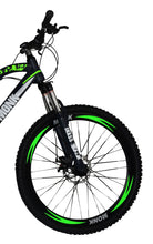 "Load image into Gallery viewer, Mountain Bike INXSS 26"" Wheel, Green"