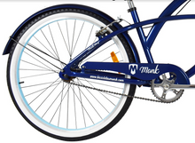 Load image into Gallery viewer,  Strand Cruiser Bike Blue