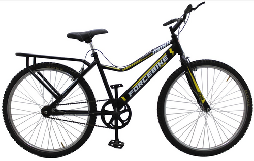 ForceBike R-26 Velocidad Black/Yellow
