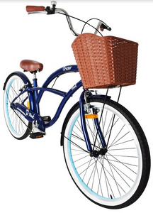 Strand Cruiser Bike Blue