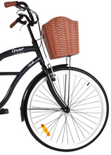 Load image into Gallery viewer,  Strand Cruiser Bike Black