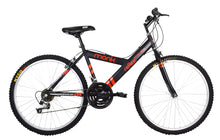 "Load image into Gallery viewer, Mountain Bike Starbike REFLEX 26"" Wheel, Black/Red"