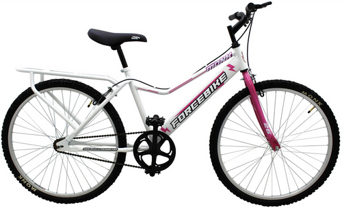 ForceBike R-26 Velocidad White/Pink