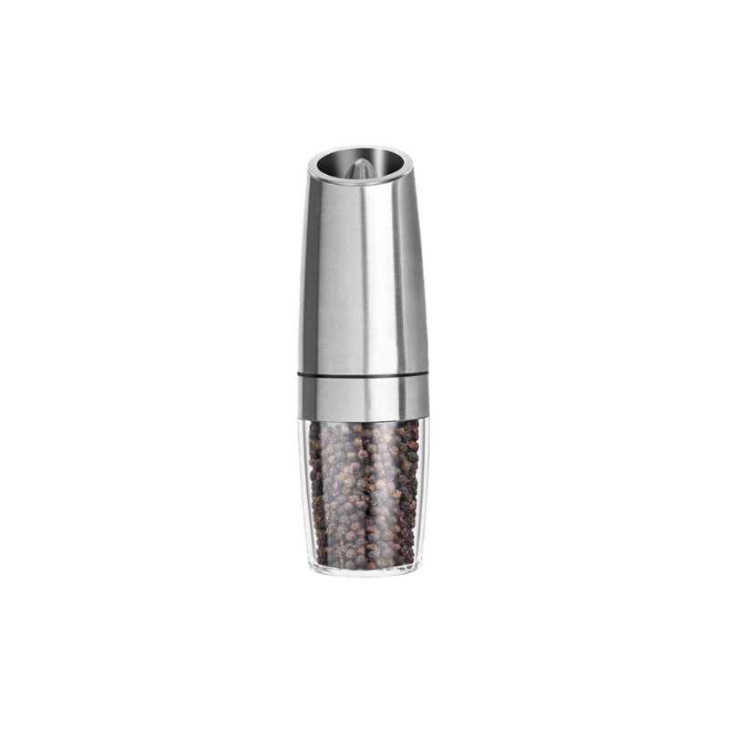 Maimoora™️ Modern Salt or Pepper Mill with LED and Automatic Grinder