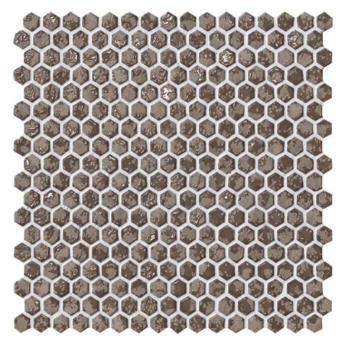 Dwell Greige Hexagon 300x300mm Floor Tile (0.36m2 box)