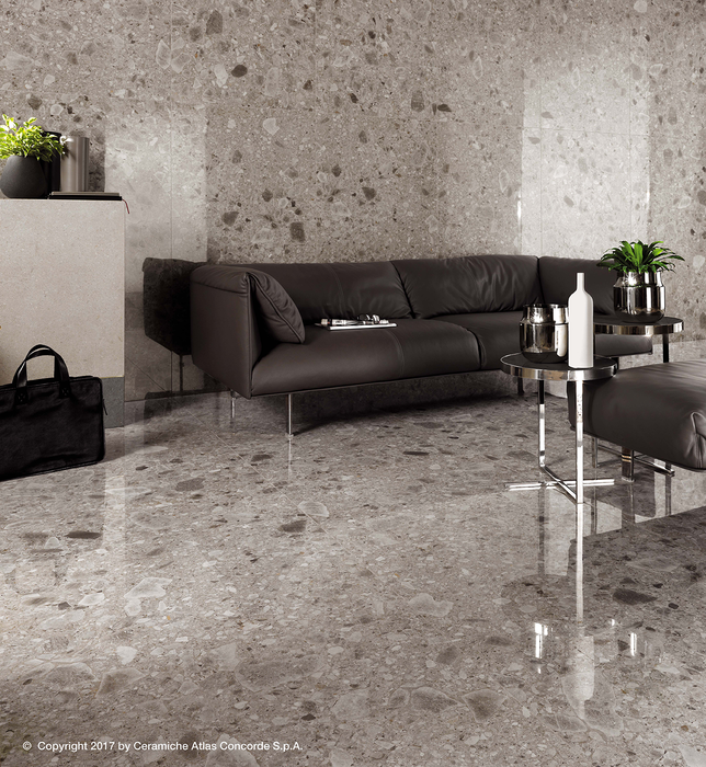 Kone Mix 750x1500mm Matte Finish Floor Tile (1.12m2 box)