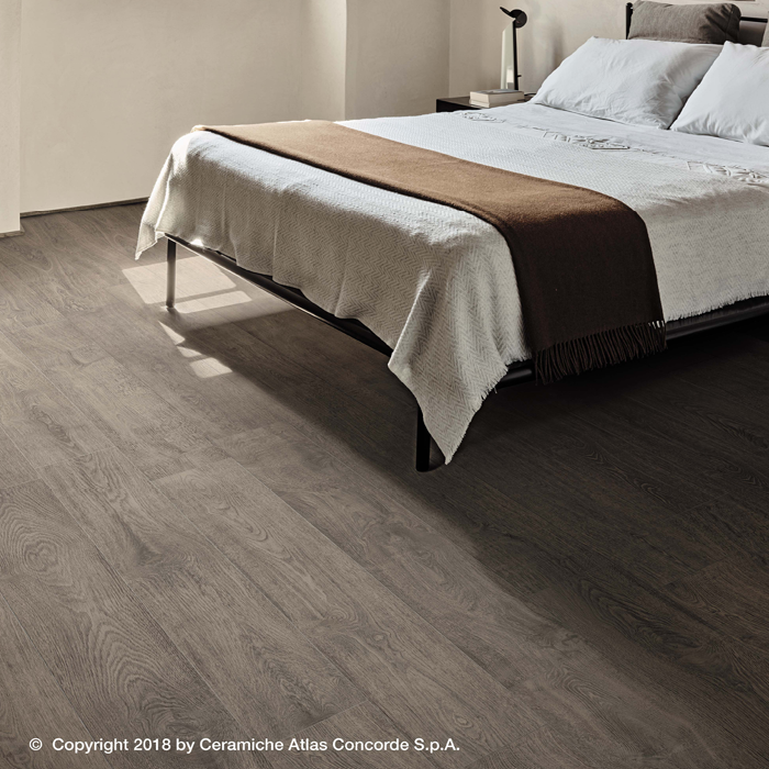 Arbor Grey 150x900mm Matte Finish Floor Tile (1.35m2 box)