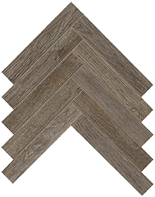 Arbor Grey Herringbone 362x412mm Matte Finish Floor Tile (0.59m2 box)