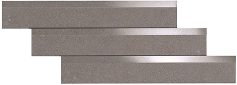 Kone Grey Linea 300x600mm 3D Finish Wall Tile (0.54m2 box)