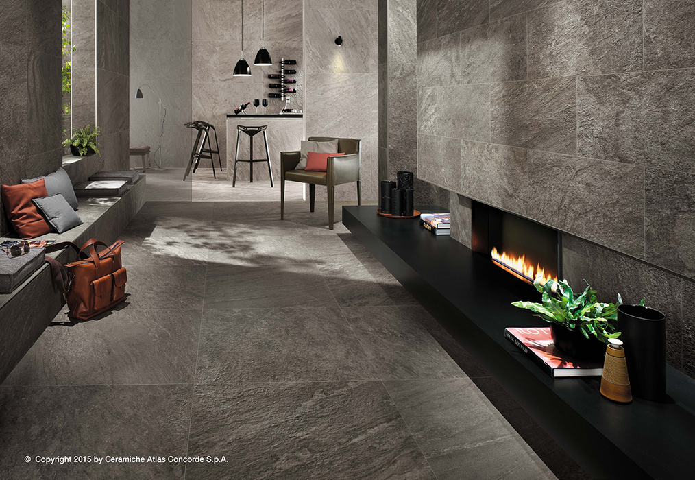 Brave Grey 600x600mm Matte Finish Floor Tile (1.08m2 box)