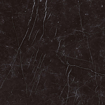 Marvel Stone Nero Marquina 600x600mm Matte Finish Floor Tile (1.08m2 box)