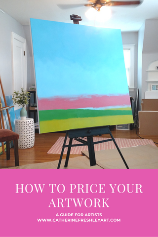 CatherineFreshley_HowtoPriceArtwork
