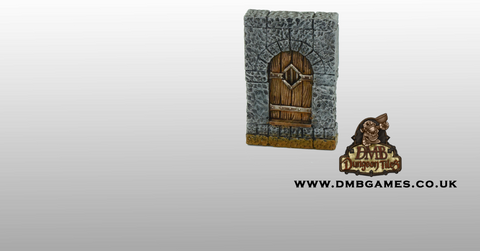 Dungeon Door: Gothic