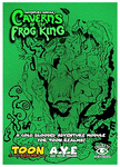 Caverns of The Frog King Adventure Module