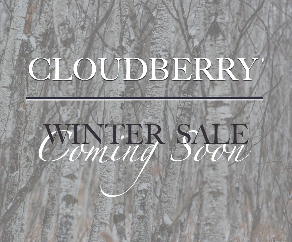 The Winter Sale At Cloudberry