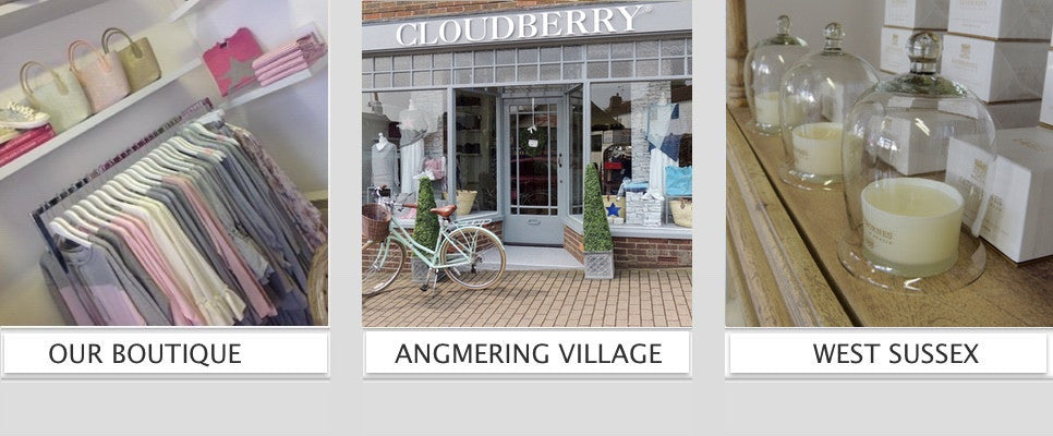 Cloudberry ~ Independent Fashion Boutique in The Heart of Angmering Village