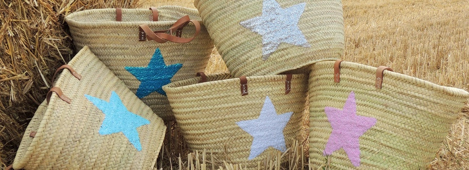 Summer Baskets at Cloudberry