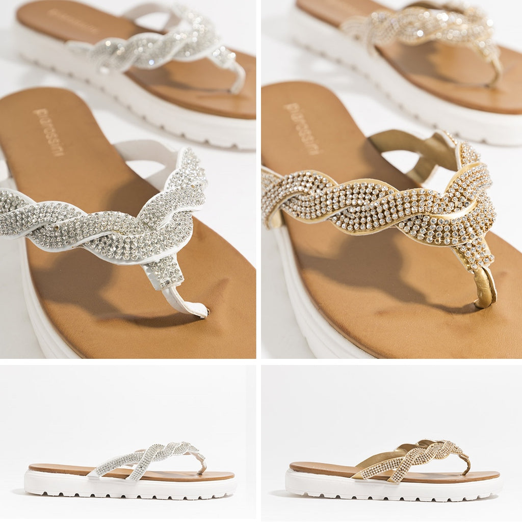Cloudberry | Summer Sandals