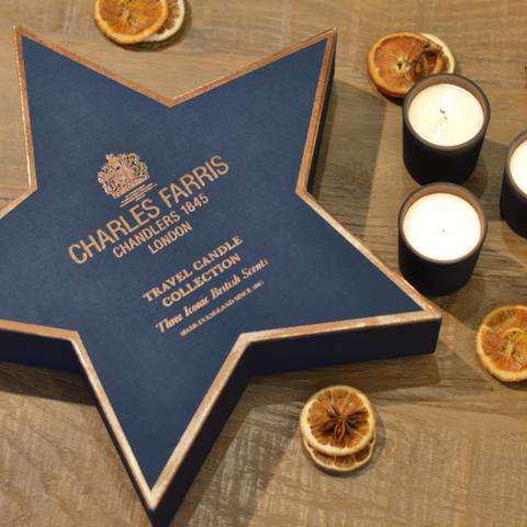 Candle Star Gift Set